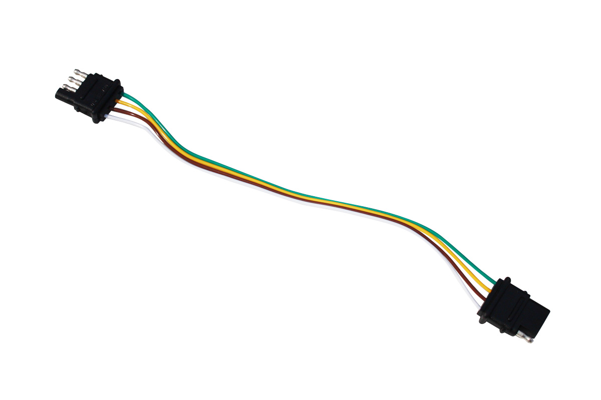 Pico Canada View Product Connector Vehicle Wiring Harness With 5pole Flat Trailer 4 Pin